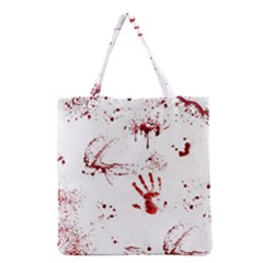 Massacre  Grocery Tote Bag by Valentinaart
