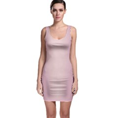 Beautiful,rose Gold,pattern Bodycon Dress by 8fugoso