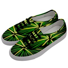 Fireworks Green Happy New Year Yellow Black Sky Women s Classic Low Top Sneakers by Alisyart