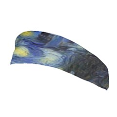 Van Gogh Inspired Stretchable Headband