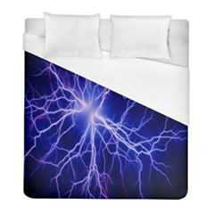 Blue Sky Light Space Duvet Cover (full/ Double Size) by Mariart