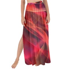 Abstract Shiny Night Lights 9 Maxi Chiffon Tie Up Sarong