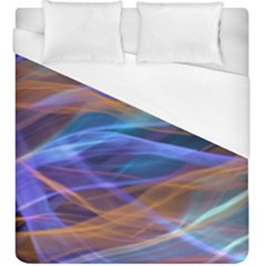 Abstract Shiny Night Lights 16 Duvet Cover (king Size) by tarastyle
