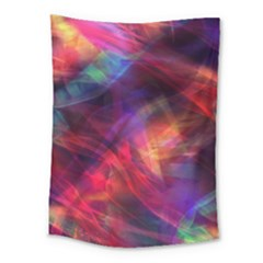 Abstract Shiny Night Lights 23 Medium Tapestry by tarastyle