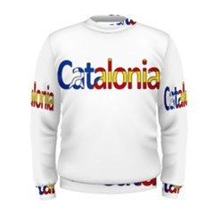 Catalonia Men s Sweatshirt by Valentinaart