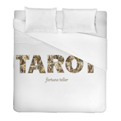 Tarot Fortune Teller Duvet Cover (full/ Double Size)