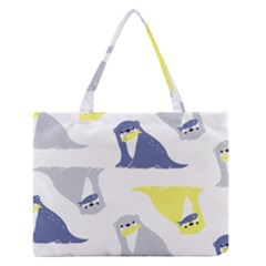 Seals Sea Lions Animals Fish Zipper Medium Tote Bag