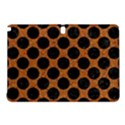 CIRCLES2 BLACK MARBLE & RUSTED METAL Samsung Galaxy Tab Pro 10.1 Hardshell Case View1