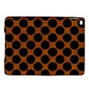 CIRCLES2 BLACK MARBLE & RUSTED METAL iPad Air 2 Hardshell Cases View1