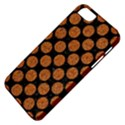 CIRCLES2 BLACK MARBLE & RUSTED METAL (R) Apple iPhone 5 Classic Hardshell Case View4