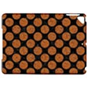 CIRCLES2 BLACK MARBLE & RUSTED METAL (R) Apple iPad Pro 9.7   Hardshell Case View1
