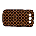 CIRCLES3 BLACK MARBLE & RUSTED METAL Samsung Galaxy S III Classic Hardshell Case (PC+Silicone) View1