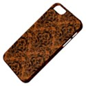 DAMASK1 BLACK MARBLE & RUSTED METAL Apple iPhone 5 Classic Hardshell Case View4