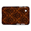 DAMASK1 BLACK MARBLE & RUSTED METAL Samsung Galaxy Tab 2 (7 ) P3100 Hardshell Case  View1