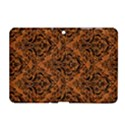 DAMASK1 BLACK MARBLE & RUSTED METAL Samsung Galaxy Tab 2 (10.1 ) P5100 Hardshell Case  View1