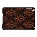 DAMASK1 BLACK MARBLE & RUSTED METAL (R) Apple iPad Mini Hardshell Case (Compatible with Smart Cover) View1