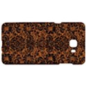 DAMASK2 BLACK MARBLE & RUSTED METAL Samsung C9 Pro Hardshell Case  View1