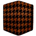 HOUNDSTOOTH1 BLACK MARBLE & RUSTED METAL Apple iPad 2 Flip Case View4