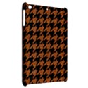 HOUNDSTOOTH1 BLACK MARBLE & RUSTED METAL Apple iPad Mini Hardshell Case View2