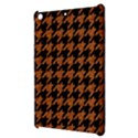 HOUNDSTOOTH1 BLACK MARBLE & RUSTED METAL Apple iPad Mini Hardshell Case View3