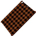 HOUNDSTOOTH1 BLACK MARBLE & RUSTED METAL Apple iPad Mini Hardshell Case View4