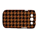 HOUNDSTOOTH1 BLACK MARBLE & RUSTED METAL Samsung Galaxy S III Classic Hardshell Case (PC+Silicone) View1