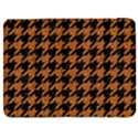 HOUNDSTOOTH1 BLACK MARBLE & RUSTED METAL Samsung Galaxy Tab 7  P1000 Flip Case View1