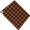 HOUNDSTOOTH1 BLACK MARBLE & RUSTED METAL Apple iPad Pro 10.5   Hardshell Case View4