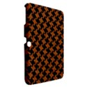 HOUNDSTOOTH2 BLACK MARBLE & RUSTED METAL Samsung Galaxy Tab 3 (10.1 ) P5200 Hardshell Case  View2