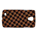 HOUNDSTOOTH2 BLACK MARBLE & RUSTED METAL Galaxy S4 Active View1