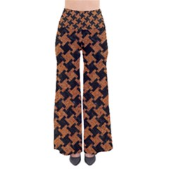 HOUNDSTOOTH2 BLACK MARBLE & RUSTED METAL Pants
