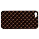SCALES1 BLACK MARBLE & RUSTED METAL (R) Apple iPhone 5 Hardshell Case View1