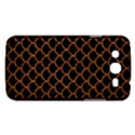 SCALES1 BLACK MARBLE & RUSTED METAL (R) Samsung Galaxy Mega 5.8 I9152 Hardshell Case  View1