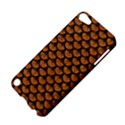 SCALES3 BLACK MARBLE & RUSTED METAL Apple iPod Touch 5 Hardshell Case View4