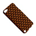 SCALES3 BLACK MARBLE & RUSTED METAL Apple iPod Touch 5 Hardshell Case View5