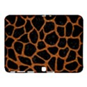 SKIN1 BLACK MARBLE & RUSTED METAL Samsung Galaxy Tab 4 (10.1 ) Hardshell Case  View1