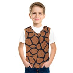 Skin1 Black Marble & Rusted Metal (r) Kids  Sportswear by trendistuff