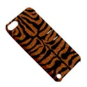 SKIN2 BLACK MARBLE & RUSTED METAL Apple iPod Touch 5 Hardshell Case with Stand View5