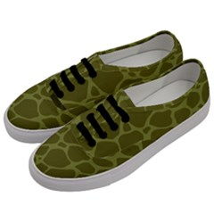 Autumn Animal Print 1 Men s Classic Low Top Sneakers by tarastyle