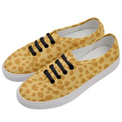 Autumn Animal Print 2 Women s Classic Low Top Sneakers by tarastyle