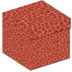 Autumn Animal Print 4 Storage Stool 12   by tarastyle