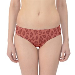 Autumn Animal Print 4 Hipster Bikini Bottoms by tarastyle