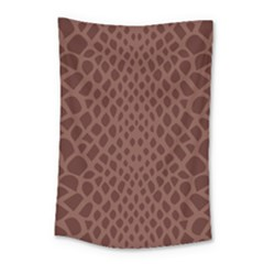 Autumn Animal Print 5 Small Tapestry by tarastyle