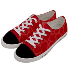 Autumn Animal Print 6 Women s Low Top Canvas Sneakers by tarastyle