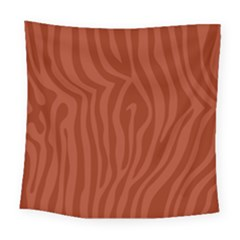 Autumn Animal Print 8 Square Tapestry (large) by tarastyle