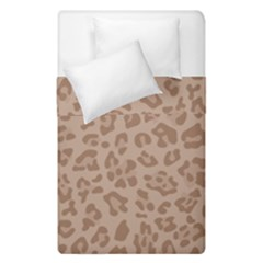 Autumn Animal Print 9 Duvet Cover Double Side (single Size) by tarastyle