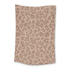 Autumn Animal Print 9 Small Tapestry by tarastyle