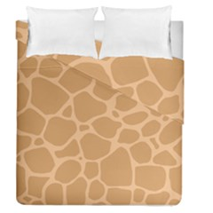 Autumn Animal Print 10 Duvet Cover Double Side (Queen Size)