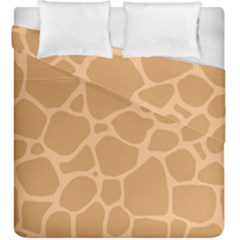 Autumn Animal Print 10 Duvet Cover Double Side (King Size)