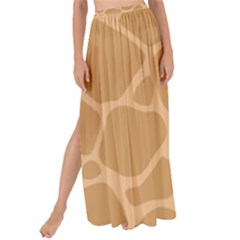 Autumn Animal Print 10 Maxi Chiffon Tie Up Sarong